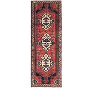 Link to 3' 4 x 10' 3 Hamedan Persian Runner Rug