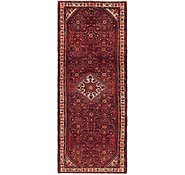 Link to 4' 2 x 10' 10 Hossainabad Persian Runner Rug