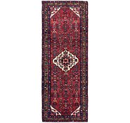Link to 3' 6 x 9' 7 Hamedan Persian Runner Rug