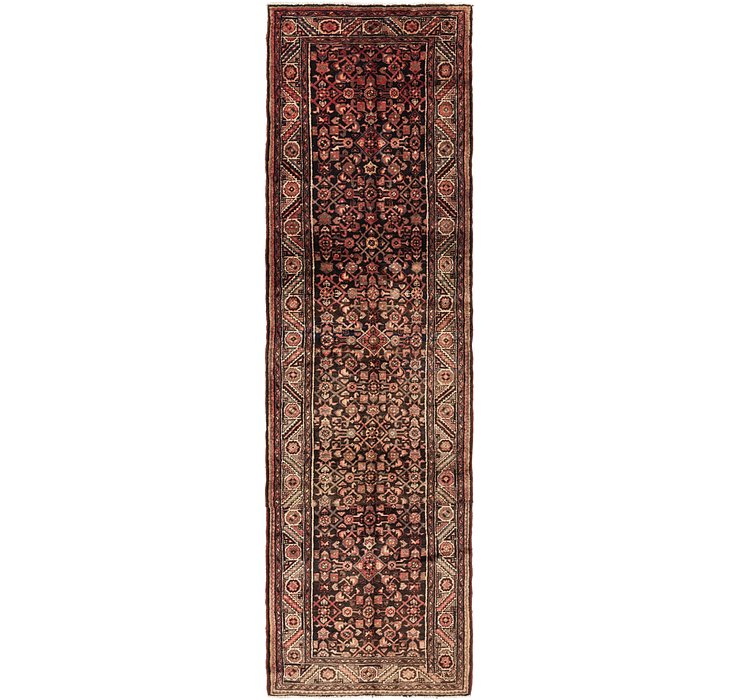105cm x 370cm Malayer Persian Runner ...