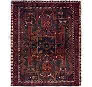Link to 5' 3 x 6' 7 Bakhtiar Persian Square Rug