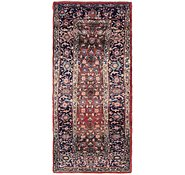Link to 3' 6 x 7' 9 Gholtogh Persian Runner Rug