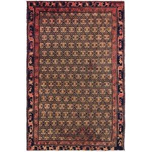 Link to 4' 6 x 7' Koliaei Persian Rug item page