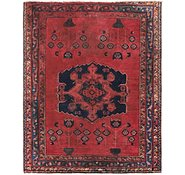 Link to 5' x 6' 3 Shiraz Persian Rug