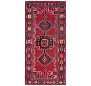 Link to 3' 7 x 7' 7 Hamedan Persian Runner Rug
