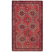 Link to 3' 10 x 6' 3 Ferdos Persian Rug
