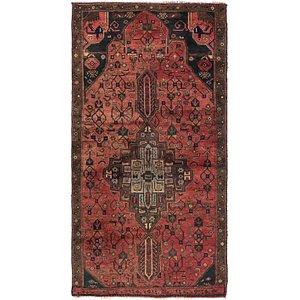 110cm x 208cm Gholtogh Persian Rug