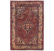 Link to 3' 2 x 4' 10 Farahan Persian Rug