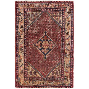 Link to 3' 2 x 4' 10 Farahan Persian Rug item page