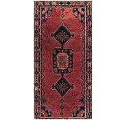 Link to 3' 9 x 7' 9 Shiraz Persian Runner Rug