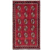 Link to 3' 8 x 6' 8 Ferdos Persian Rug