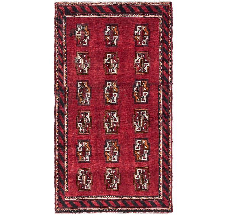 3' 8 x 6' 8 Ferdos Persian Rug