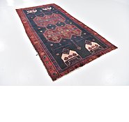 Link to 4' 8 x 9' 4 Sirjan Persian Runner Rug