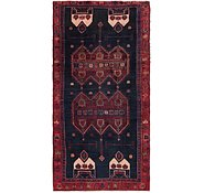 Link to 4' 8 x 9' 4 Sirjan Persian Runner Rug
