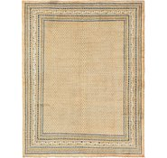Link to 9' 7 x 12' Farahan Persian Rug