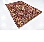 Link to 6' 6 x 9' 7 Heriz Persian Rug