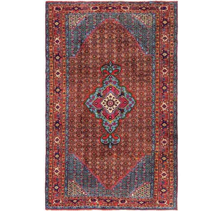 6' 5 x 10' 2 Bidjar Persian Rug