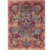 Link to 9' 5 x 12' 5 Kashmar Persian Rug