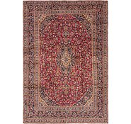 Link to 9' 7 x 13' 7 Mashad Persian Rug
