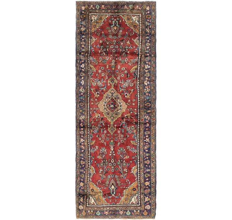3' 7 x 10' 3 Liliyan Persian Runner ...