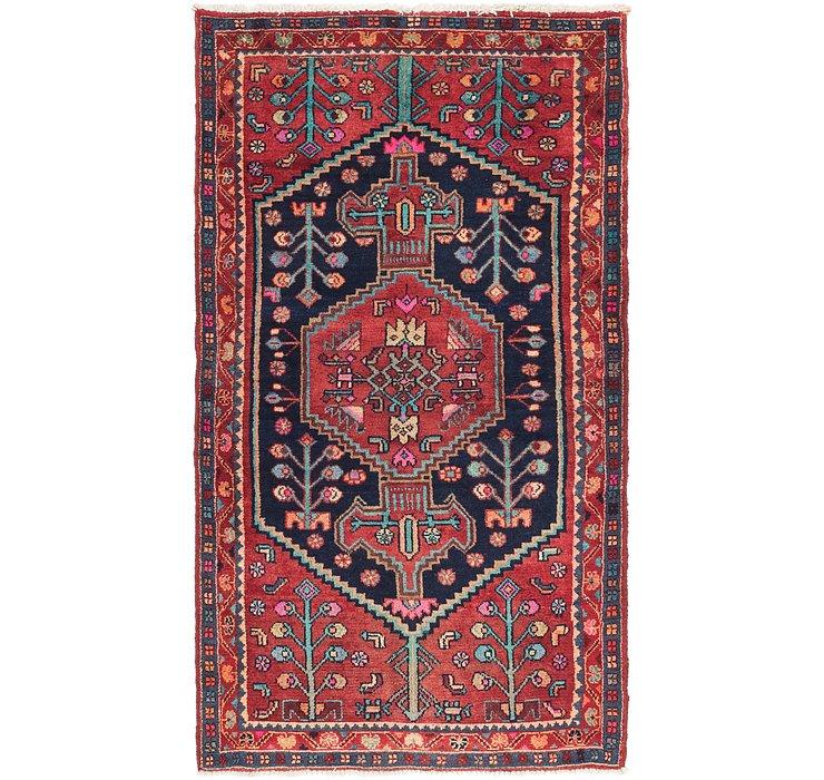 3' 5 x 6' 5 Tuiserkan Persian Rug