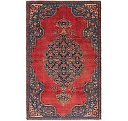 Link to 5' 2 x 8' 4 Farahan Persian Rug