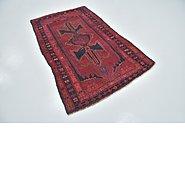 Link to 4' x 6' 9 Shiraz Persian Rug