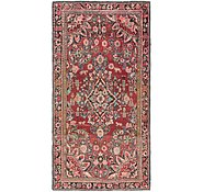 Link to 4' 6 x 9' Borchelu Persian Runner Rug