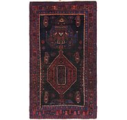 Link to 4' 4 x 8' Meshkin Persian Rug