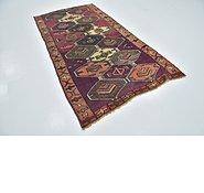 Link to 4' 3 x 8' Shiraz Persian Rug