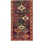 Link to 4' 3 x 8' Shiraz Persian Rug