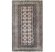 Link to 4' 5 x 7' 5 Balouch Persian Rug
