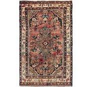 Link to 4' 4 x 7' 6 Hamedan Persian Rug