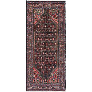 Link to 105cm x 245cm Malayer Persian Runner ... item page