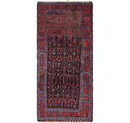Link to 4' x 8' 9 Zanjan Persian Runner Rug