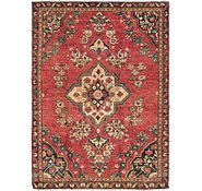 Link to 4' 9 x 6' 6 Hamedan Persian Rug