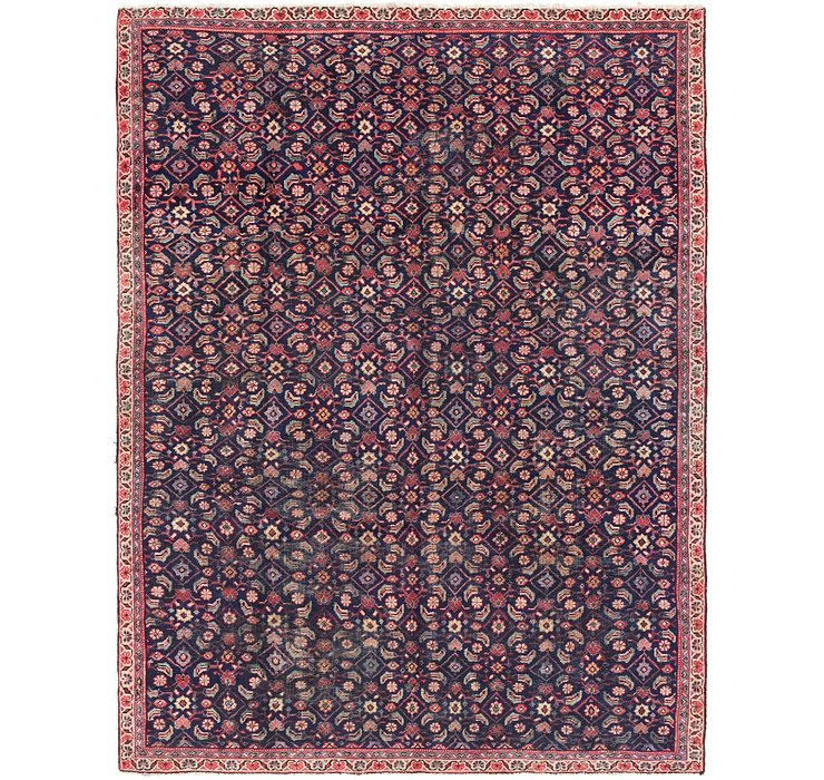 HandKnotted 7' 3 x 9' 5 Farahan Persian Rug