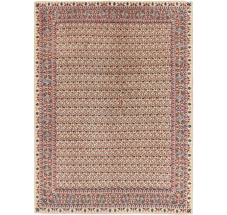 297cm x 395cm Kerman Persian Rug