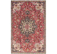 Link to 6' 3 x 10' Tabriz Persian Rug