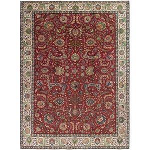 Link to 9' 3 x 12' 10 Tabriz Persian Rug item page