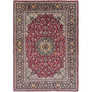 Link to 297cm x 420cm Mashad Persian Rug item page
