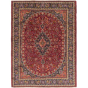 Link to 292cm x 395cm Mashad Persian Rug item page