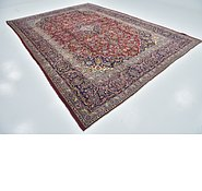 Link to 9' 6 x 13' 5 Kashan Persian Rug