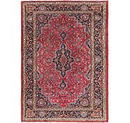 Link to 6' 8 x 9' 5 Mashad Persian Rug