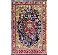 Link to 8' x 11' 9 Tabriz Persian Rug