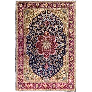 HandKnotted 8' x 11' 9 Tabriz Persian Rug