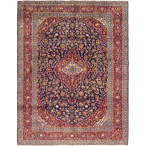 Link to 300cm x 380cm Kashan Persian Rug item page