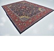 Link to 9' 8 x 13' Sarough Persian Rug
