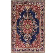 Link to 6' 5 x 10' Tabriz Persian Rug
