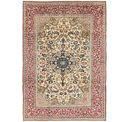 Link to 9' 6 x 14' Isfahan Persian Rug